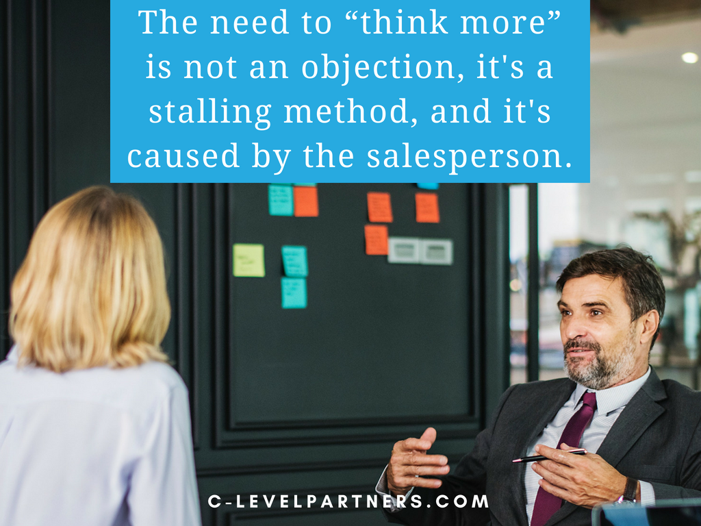sales-objections-need-time